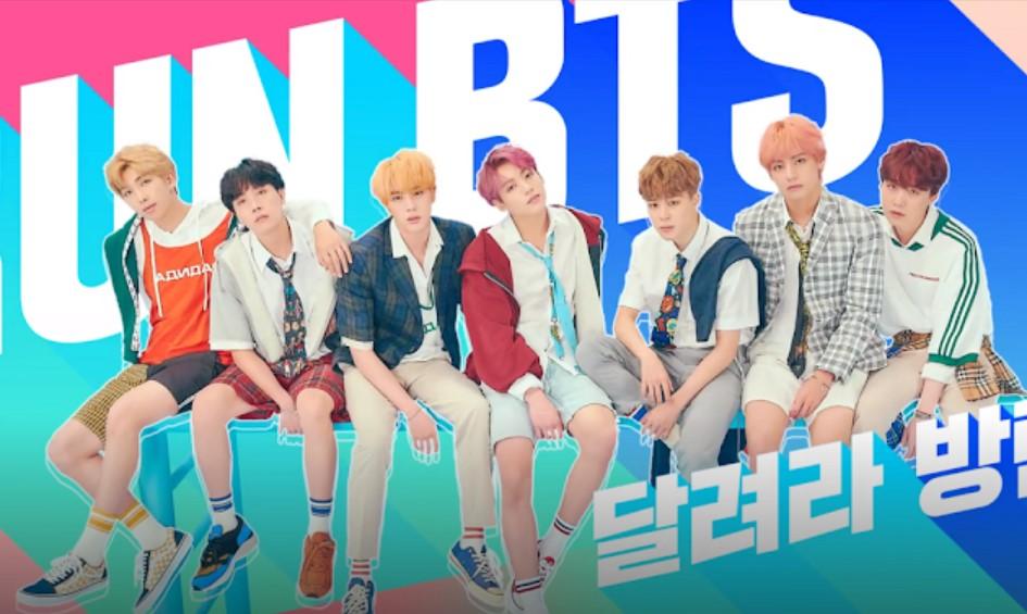 Run BTS! Season 3