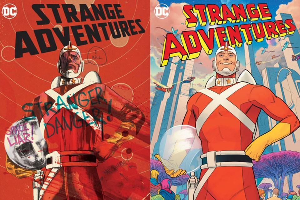 Strange Adventures HBO Max