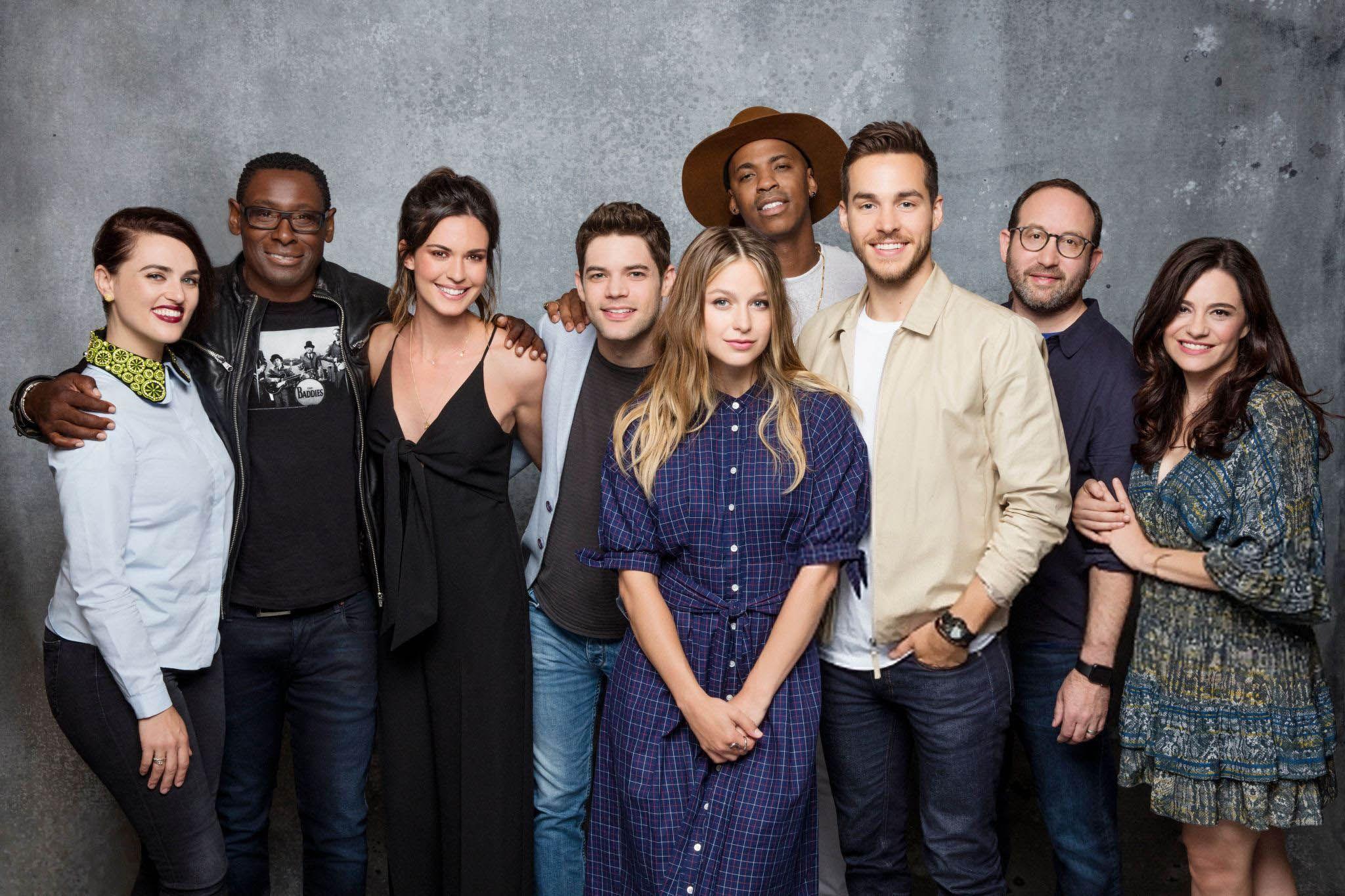 Supergirl Season 6 casts