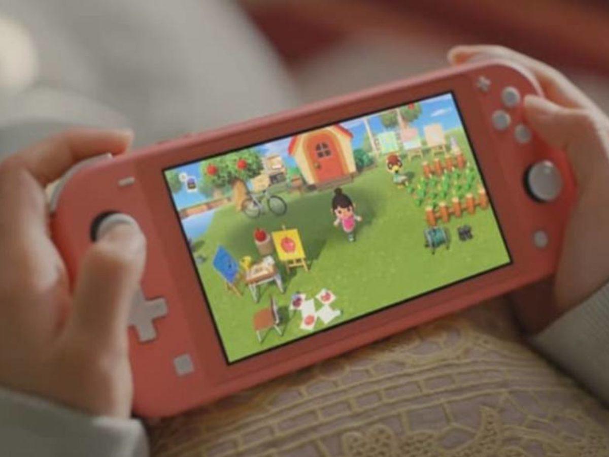 Nintendo Coral Lite