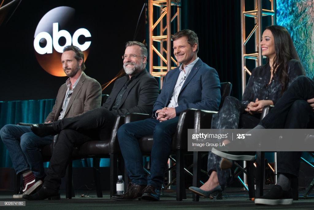 The Crossing Season 1 Casts