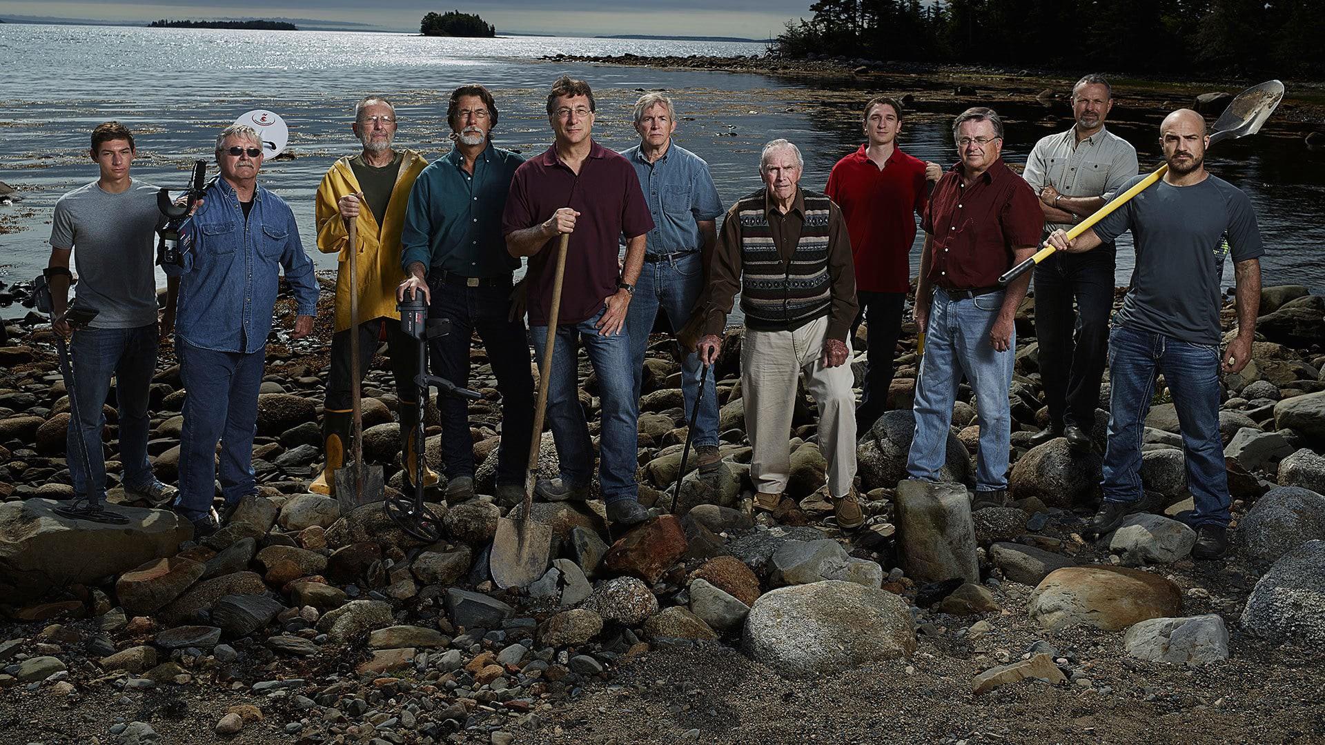 The Curse Of Oak Island Season 8 Casts