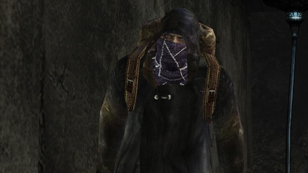 Resident evil 4 remake the merchant
