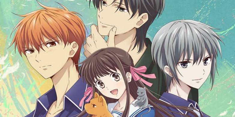 fruits basket season 2 dub release