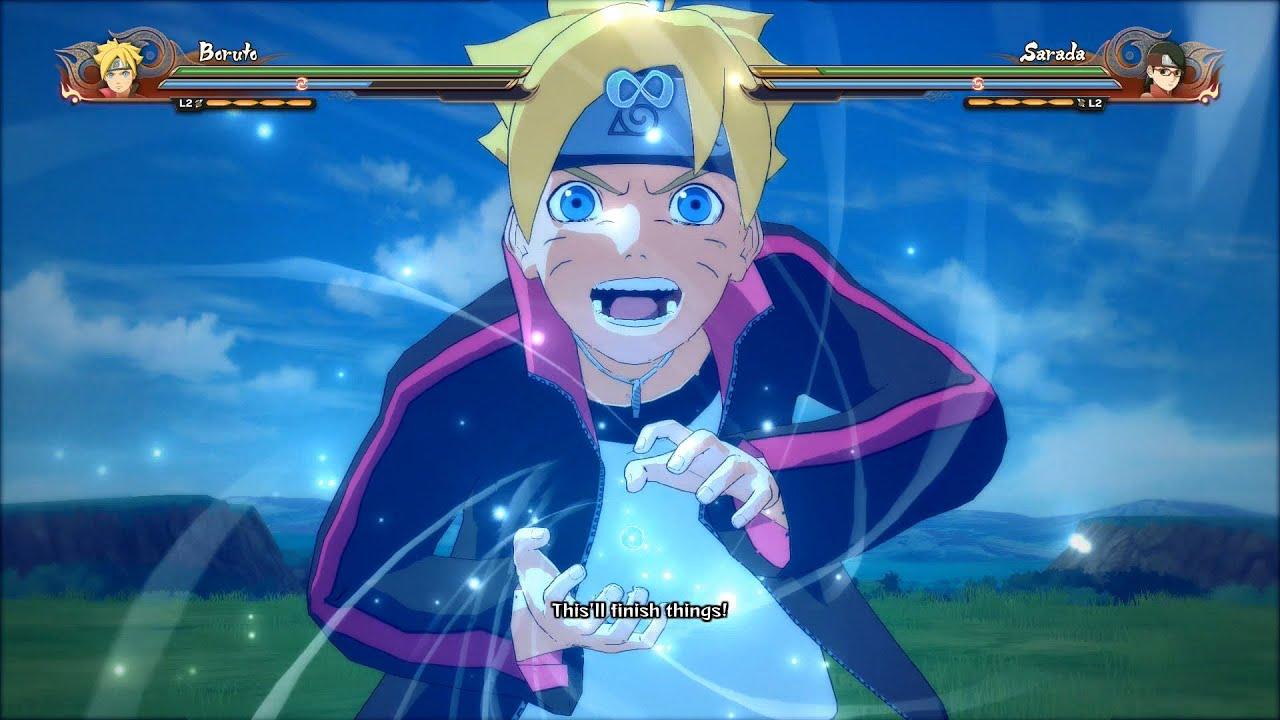 Naruto Shippuden: Ultimate Ninja Storm 4, Naruto Shippuden: Ultimate Ninja Storm 4 update, Naruto Shippuden: Ultimate Ninja Storm 4 features