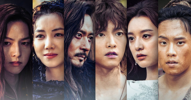 Arthdal Chronicles Season 2 Cast