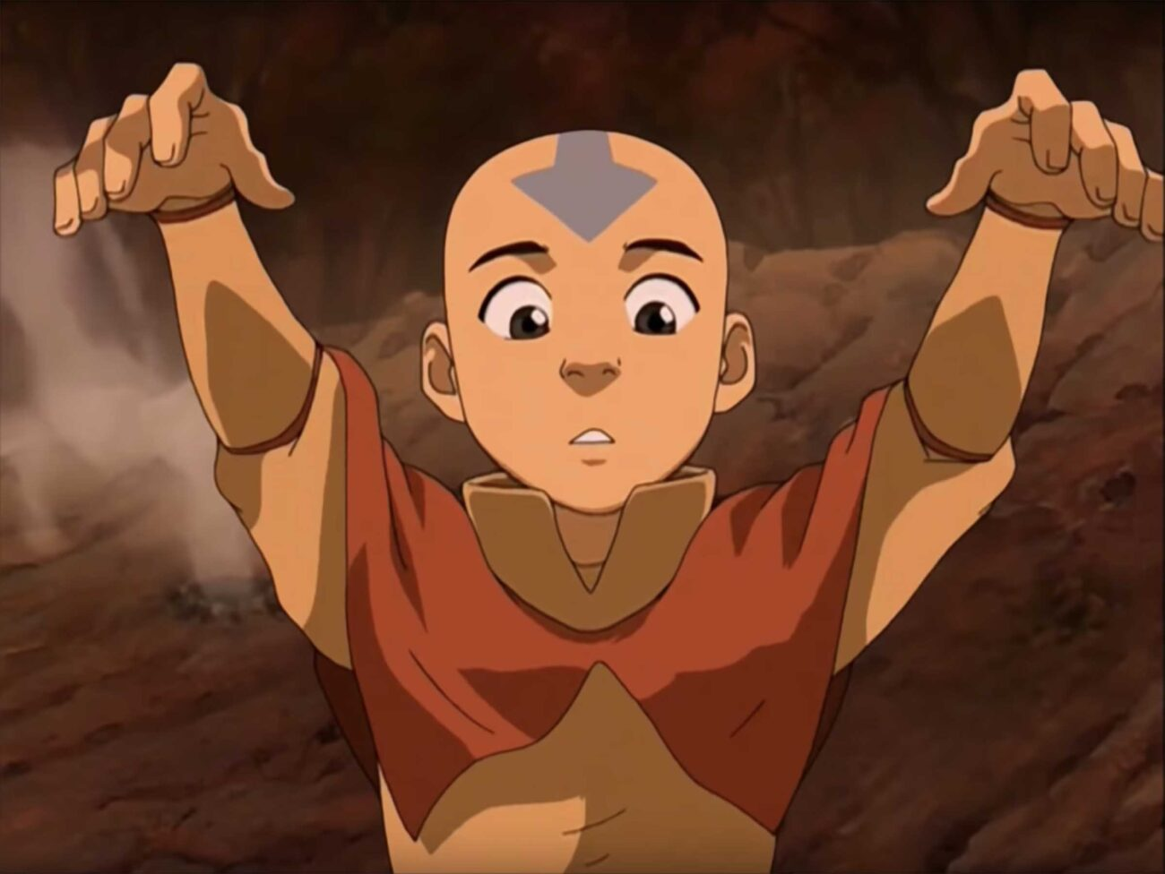 Avatar: The Last Airbender Anime Still