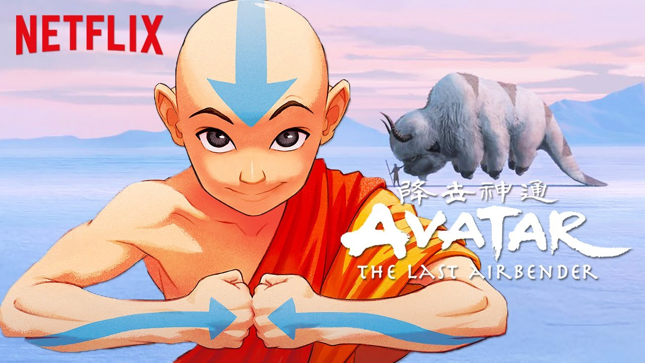 Avatar: The Last Airbender Anime on Netflix