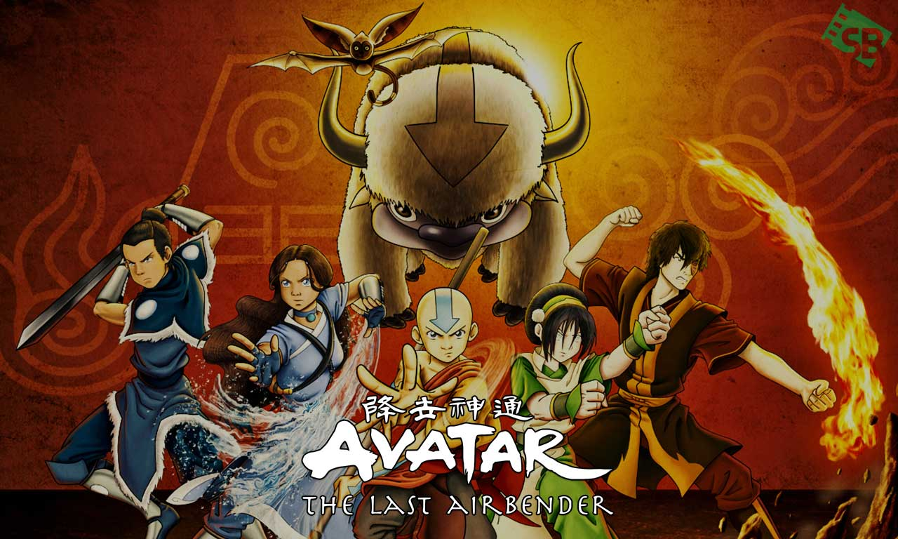 Avatar: The Last Airbender Live-Action Movie update