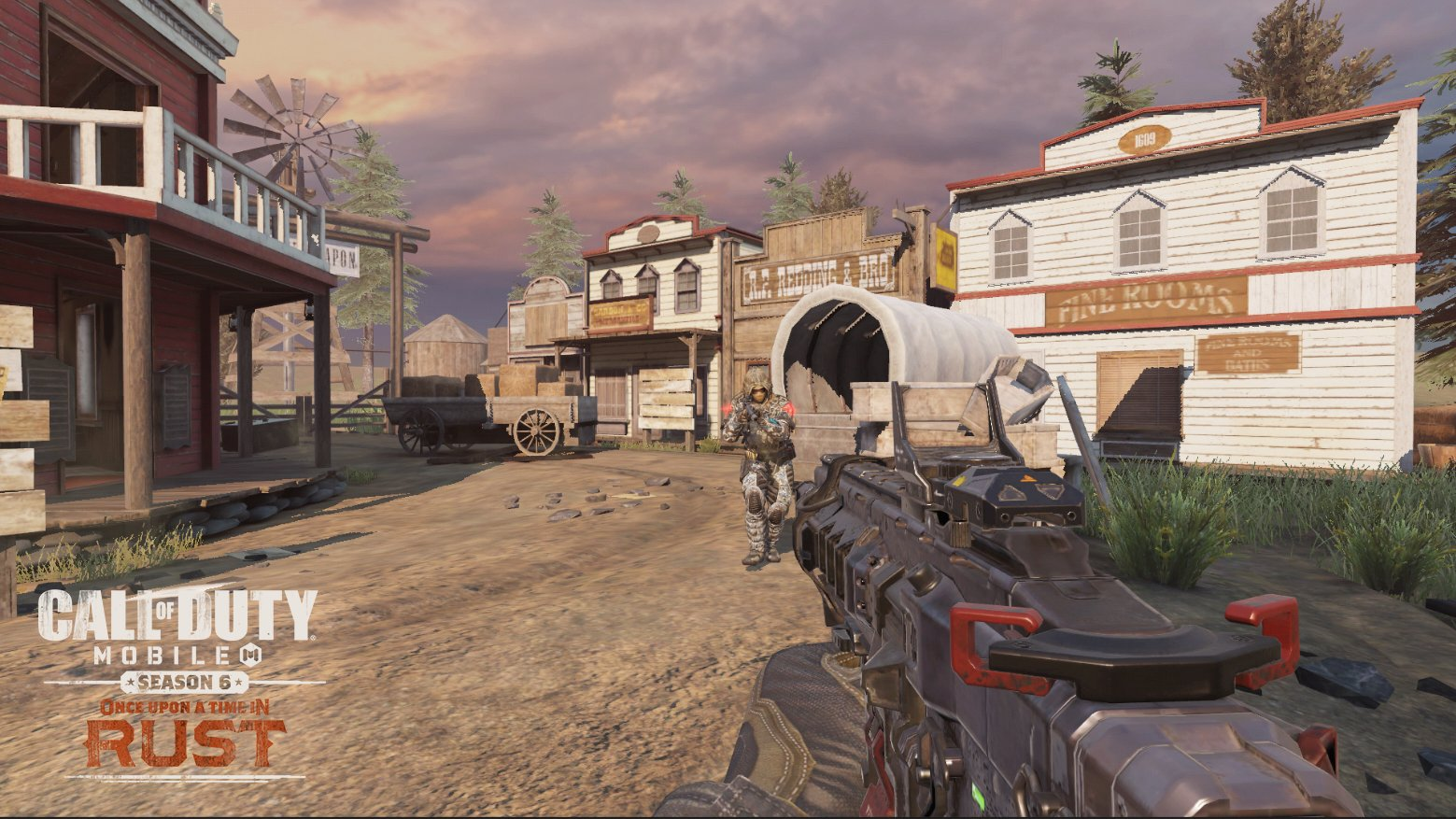 Call of Duty Mobile Season 6 New Map