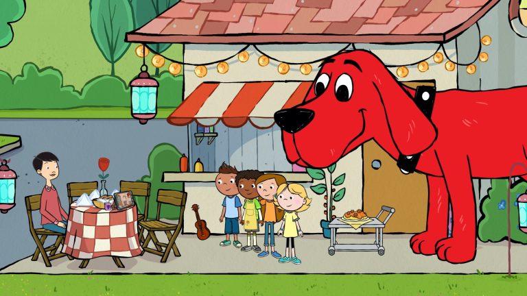 Clifford the Big Red Dog Season 2