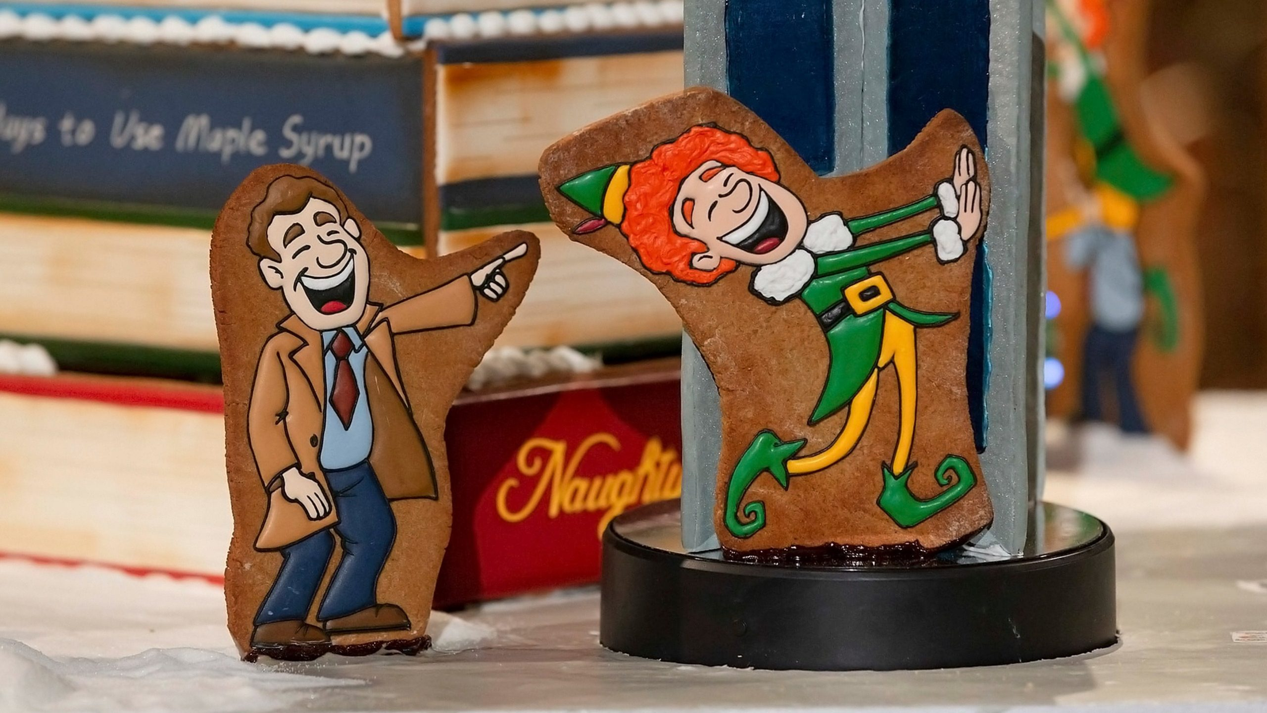 Holiday Gingerbread Showdown