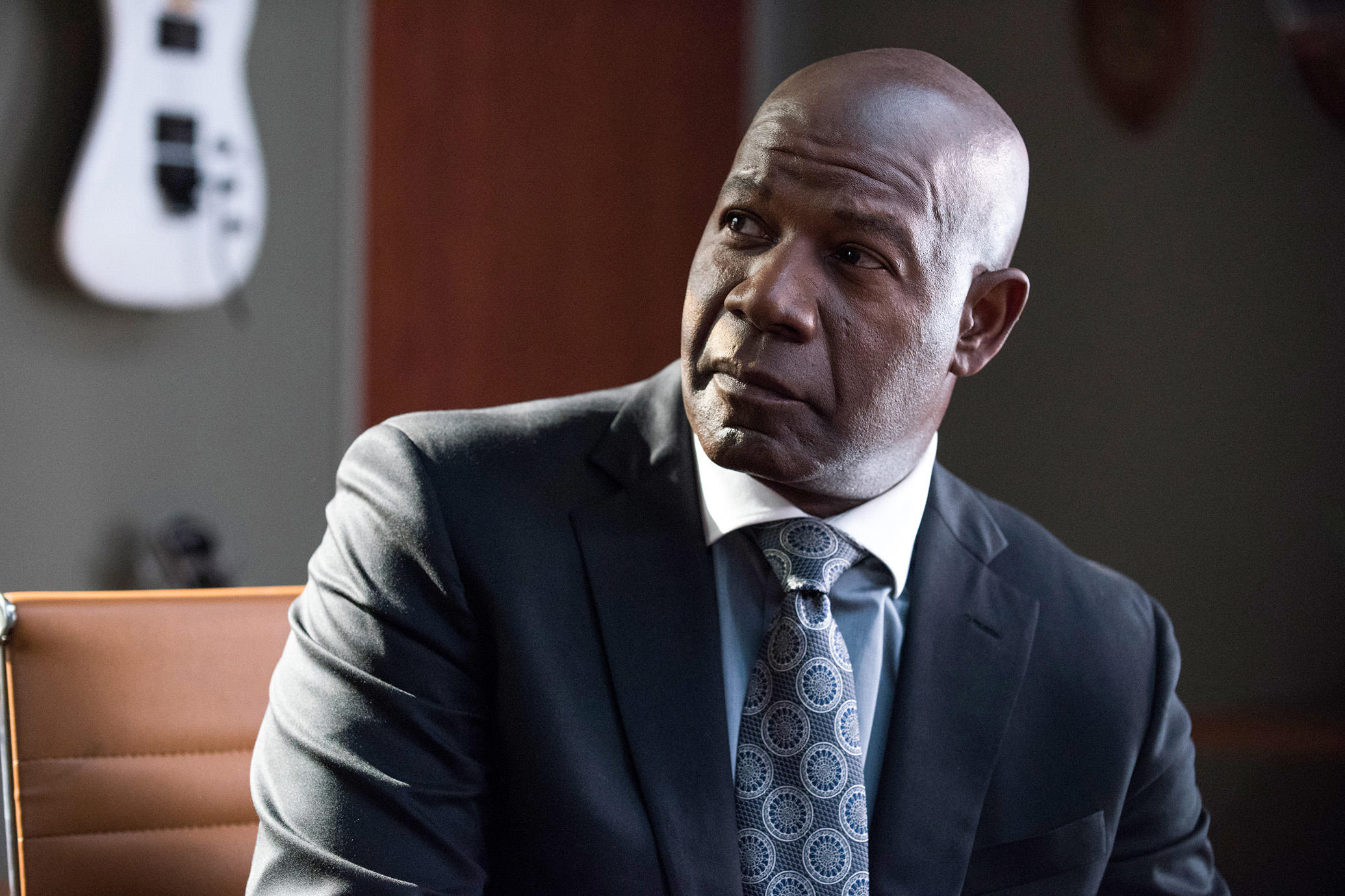 Lucifer Season 5 Dennis Haysbert