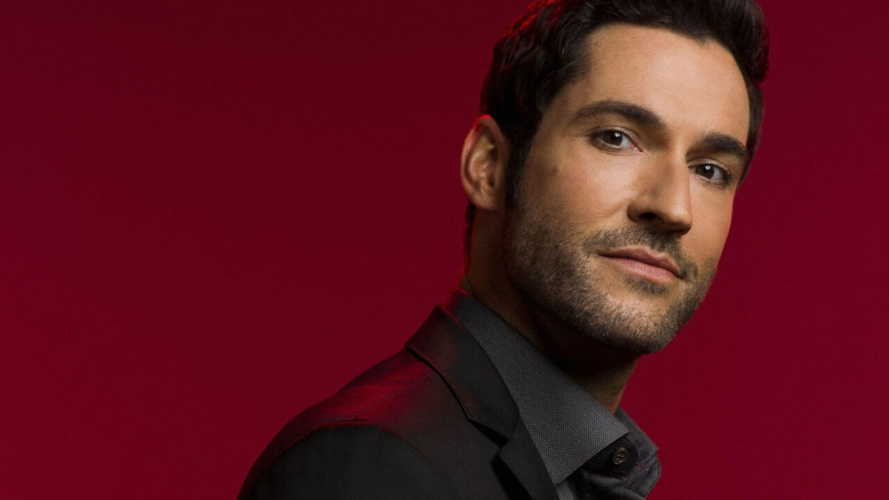 Lucifer Season 5 Tom Ellis