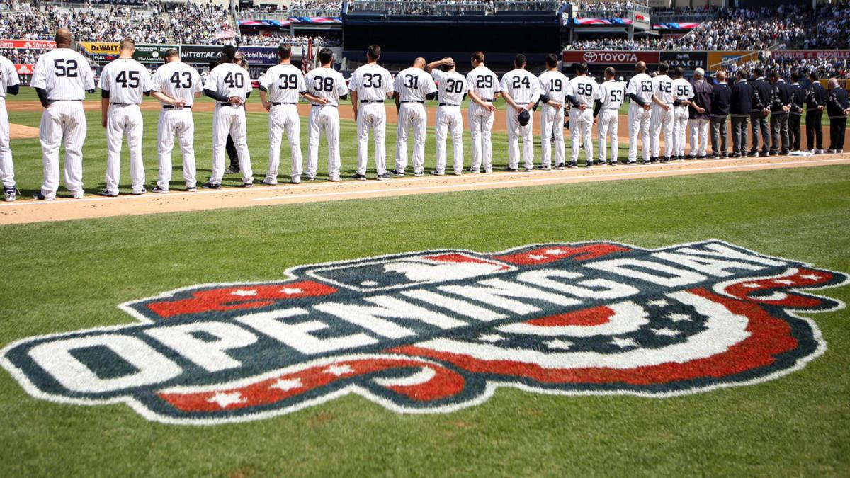 MLB 2020 Start Date