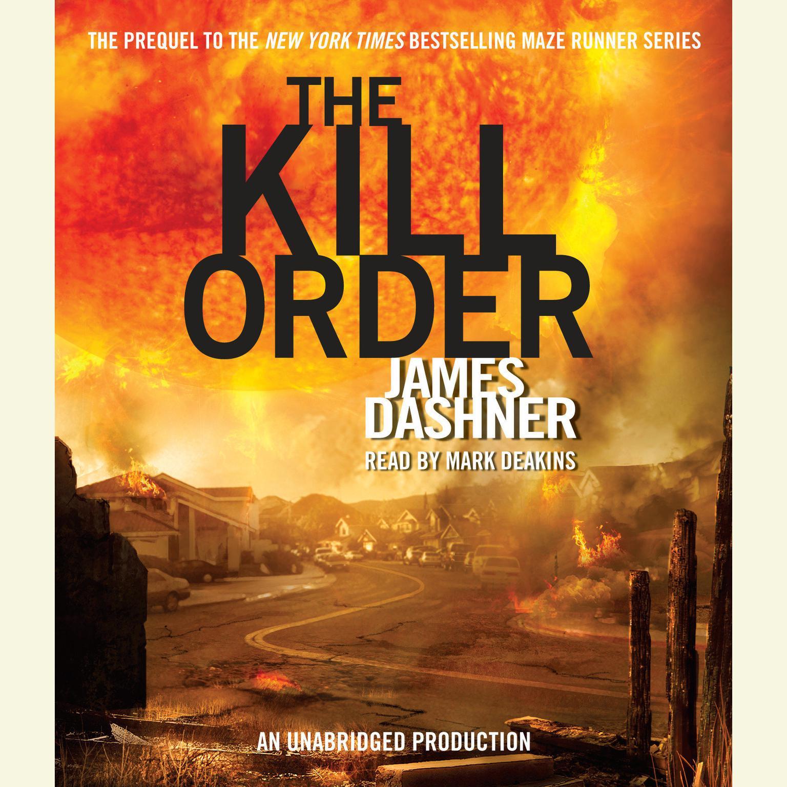 Maze Runner 4: The Kill Order