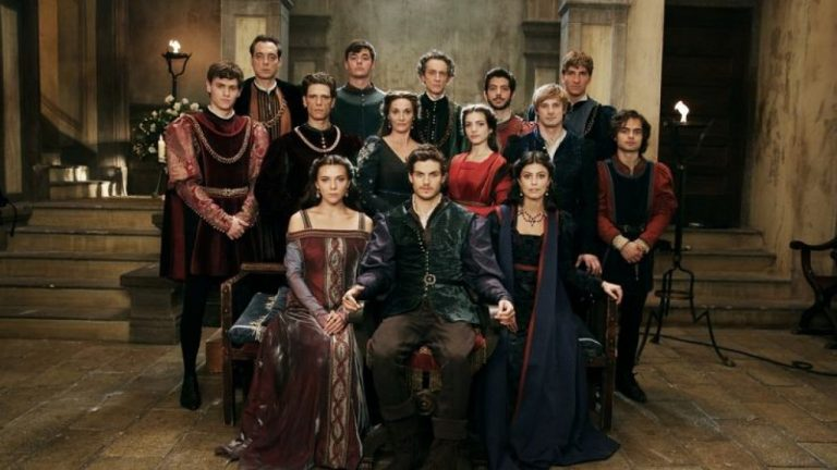 Medici Season 3 Casts