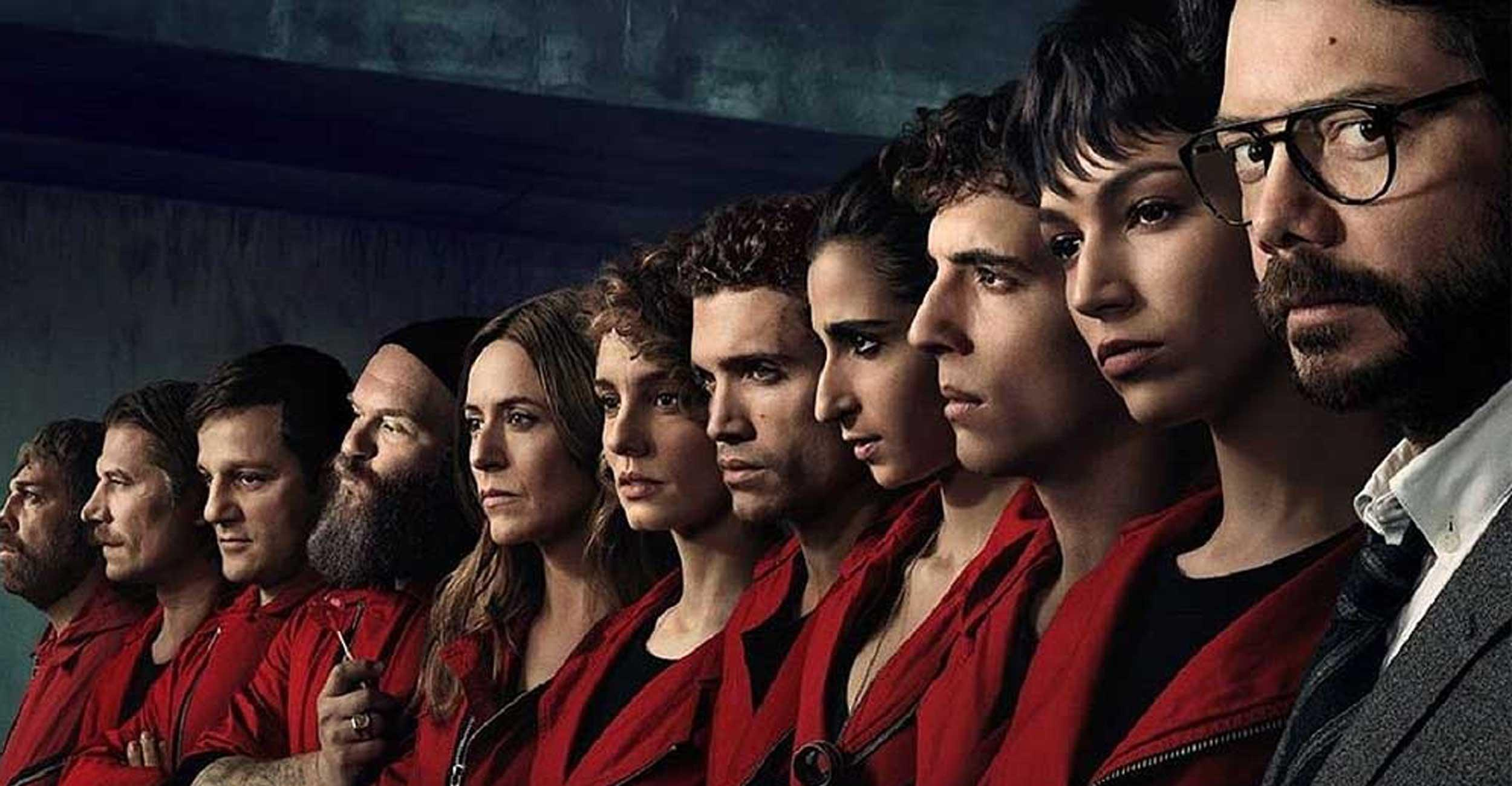 Money Heist Season 5 Cast Details
