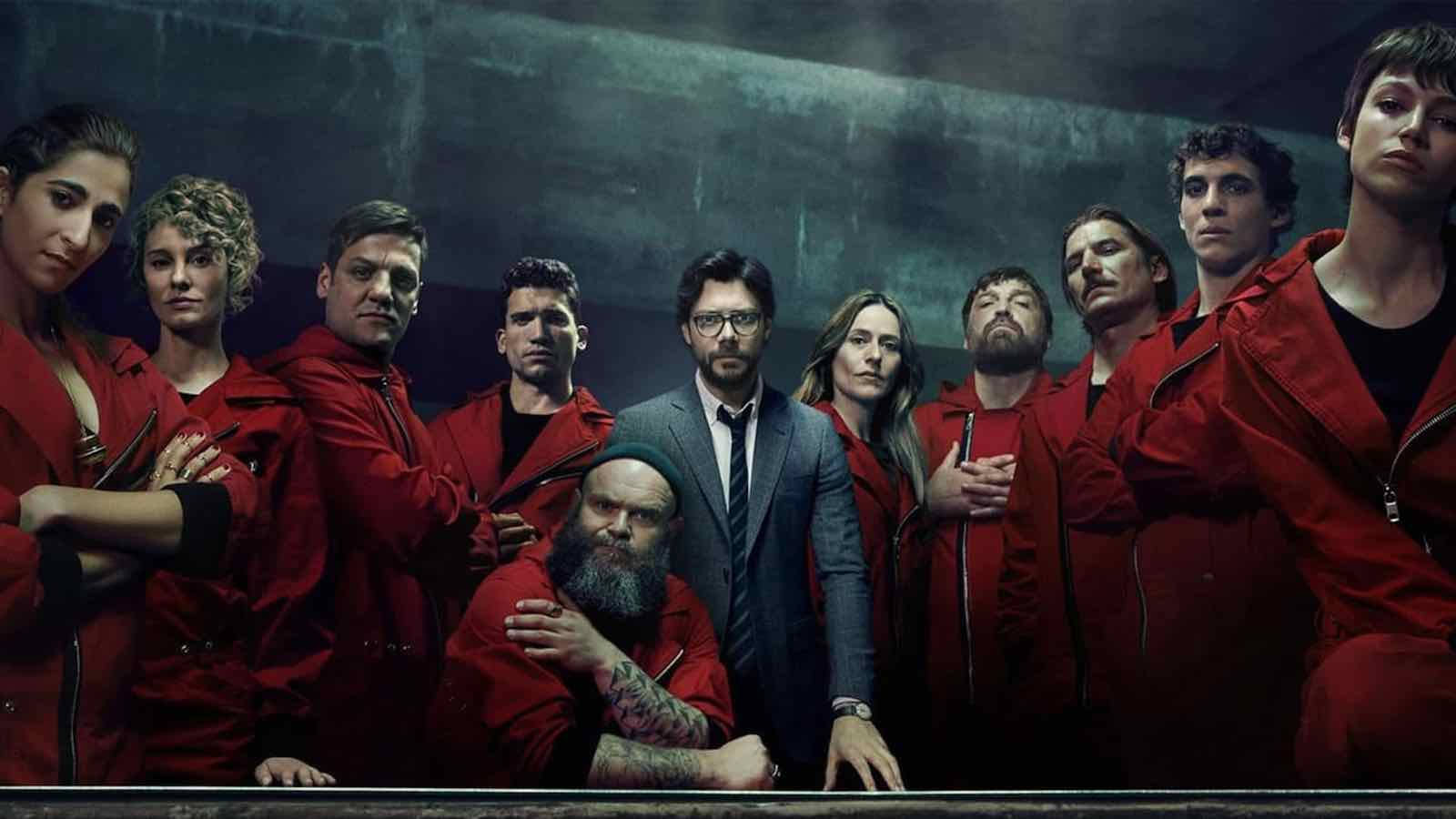 Money Heist Season 5 Resumed Productions