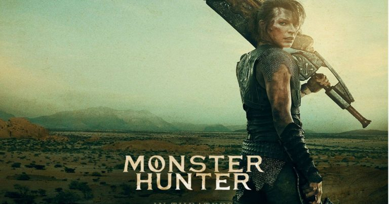Monster Hunter Movie release Date