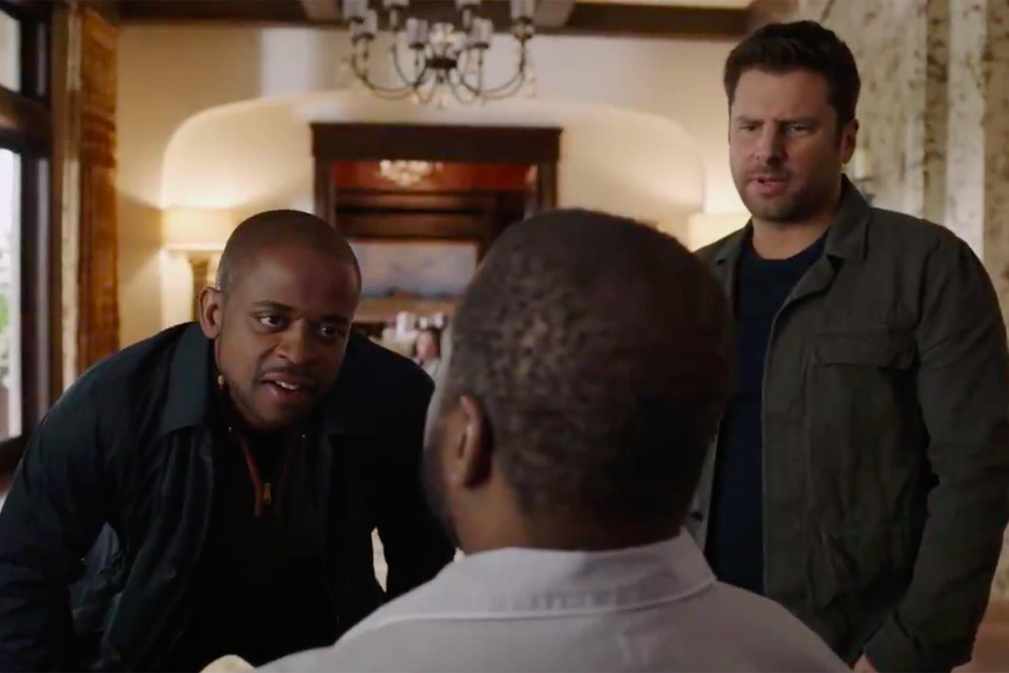 Psych 2 Coming to NBCUniversal