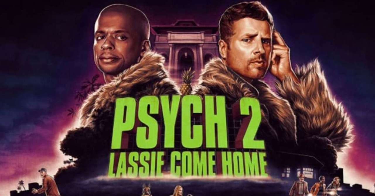 Psych 2 Release Date