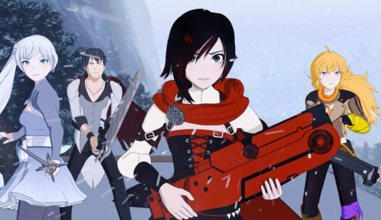 RWBY The Official
