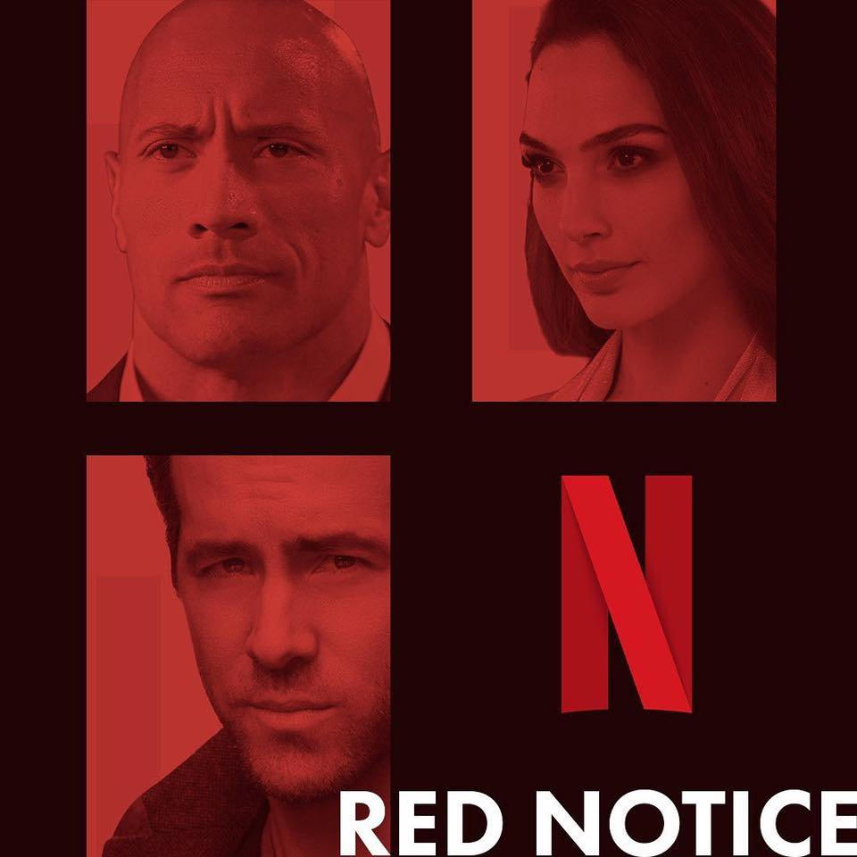 Red Notice release date