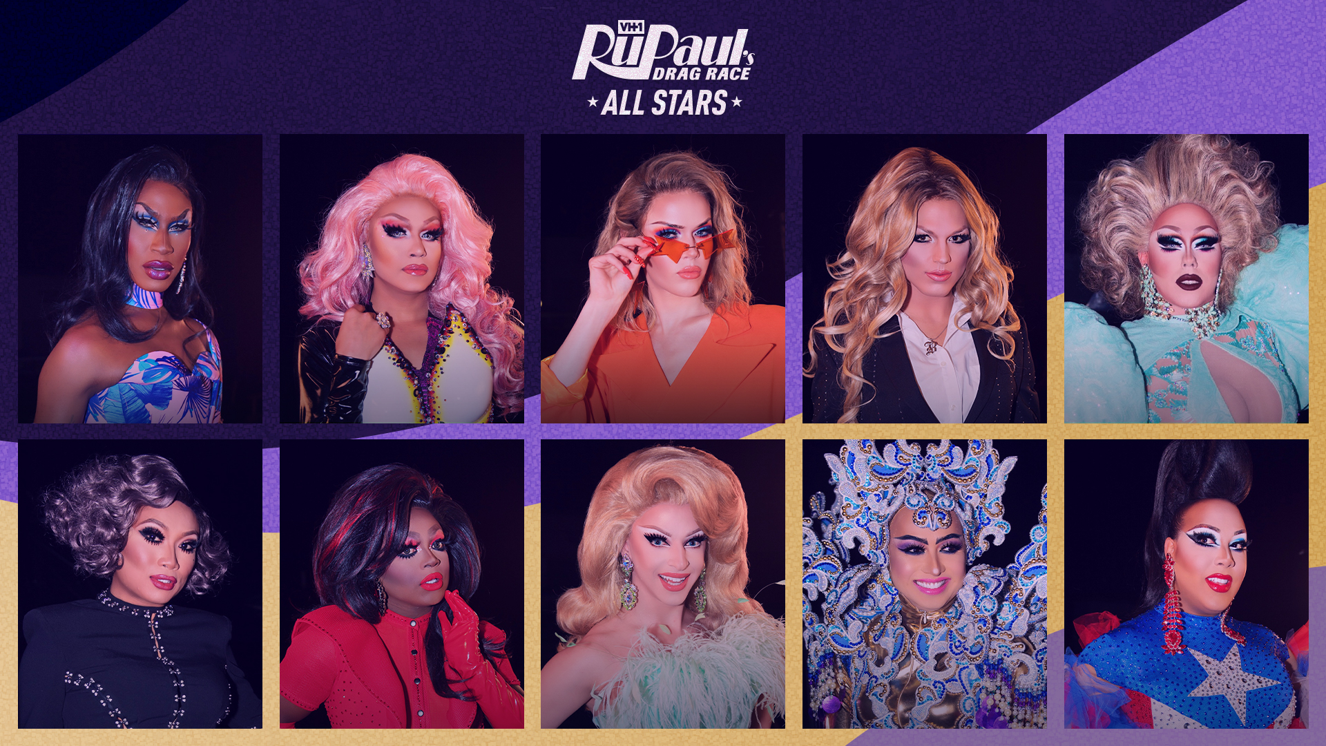 RuPaul's Drag Race All Stars Season 5 update