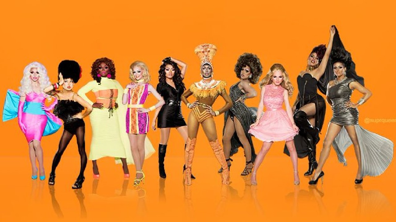 RuPaul's Drag Race All Stars Season 5 on VH1