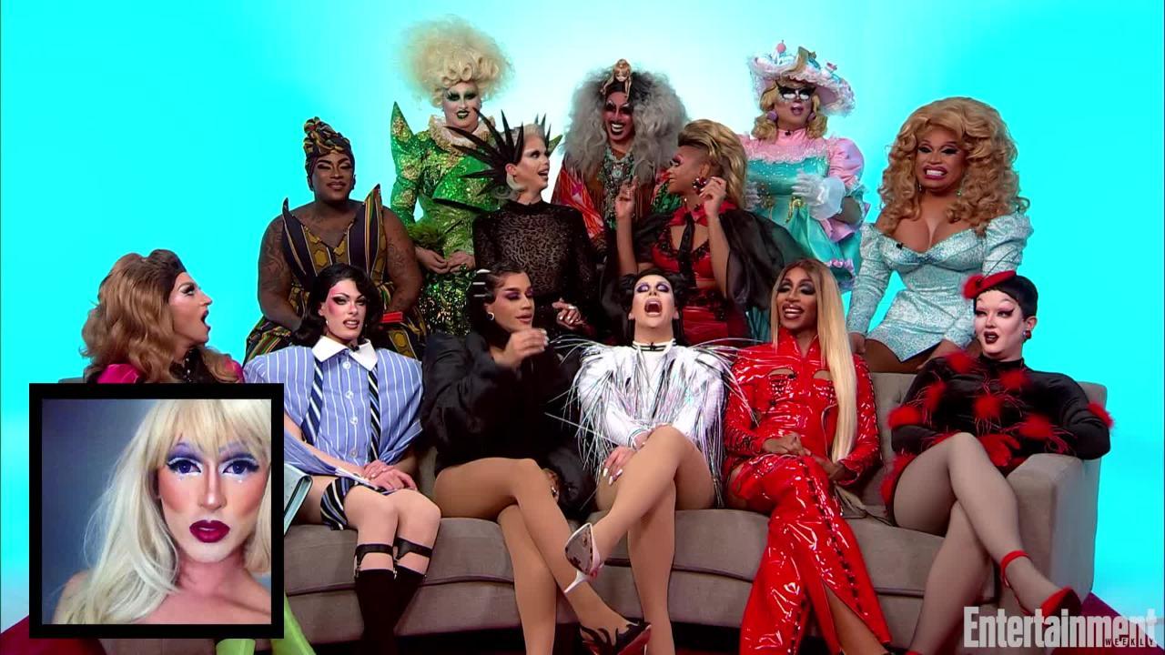 RuPaul's Drag Race Season 12 Contestants