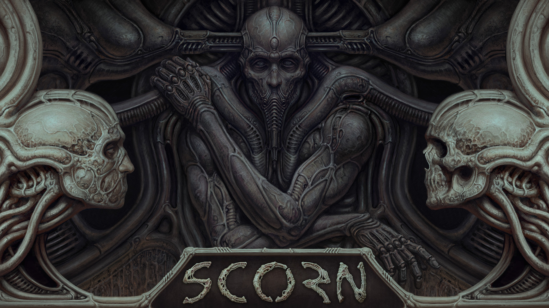 Scorn: update, Trailer, Gameplay and All You Should Know