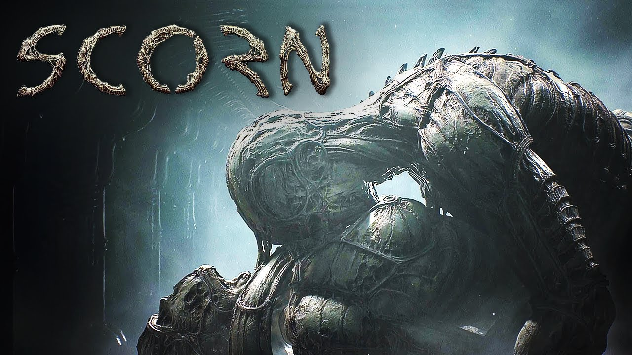 Scorn Upcoming Horror Nightmare from Ebb Software