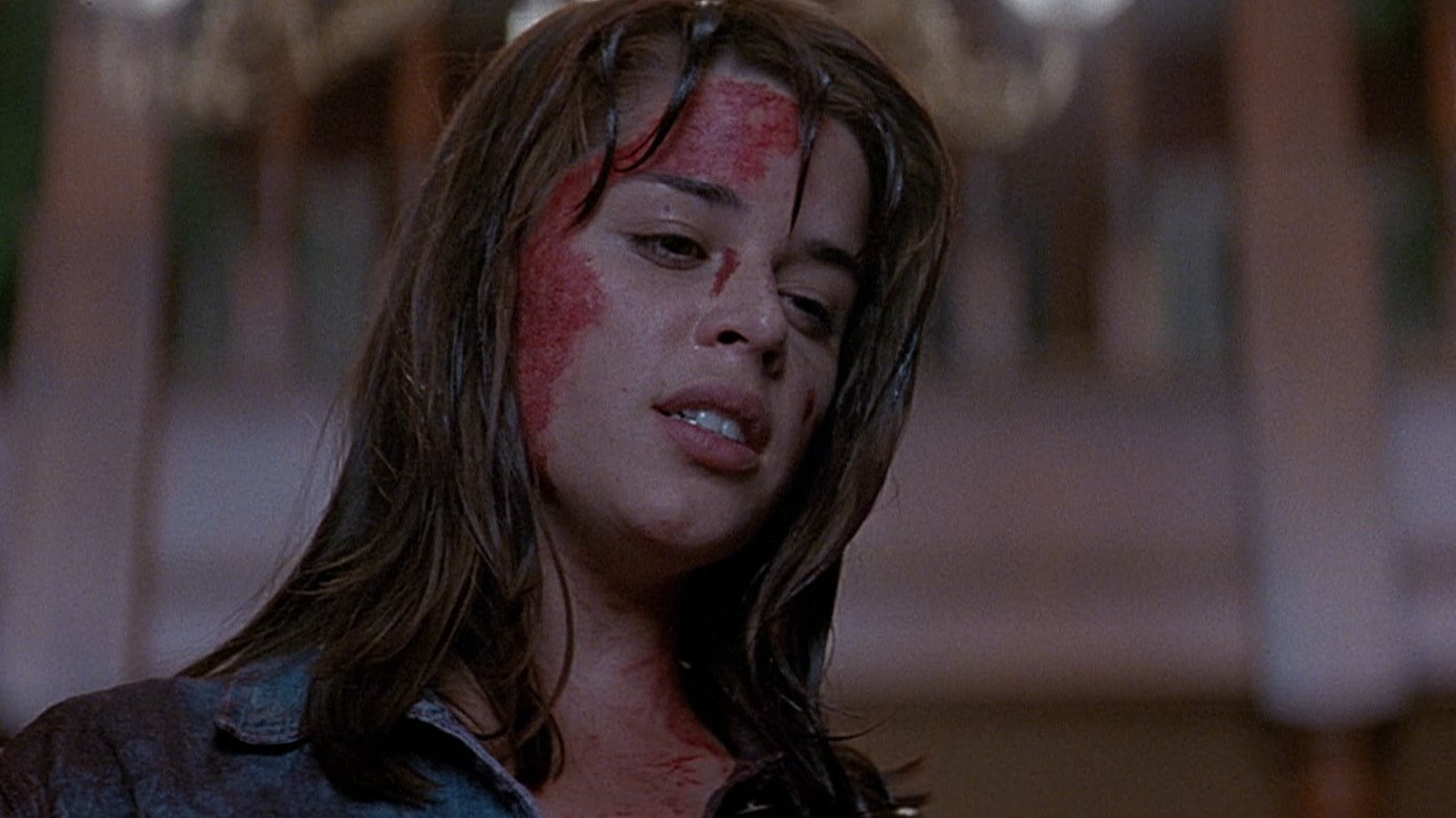 Scream 5: Neve Campbell Cast