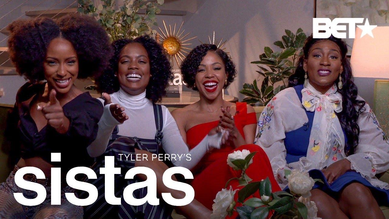 Sistas Season 2 KJ Smith