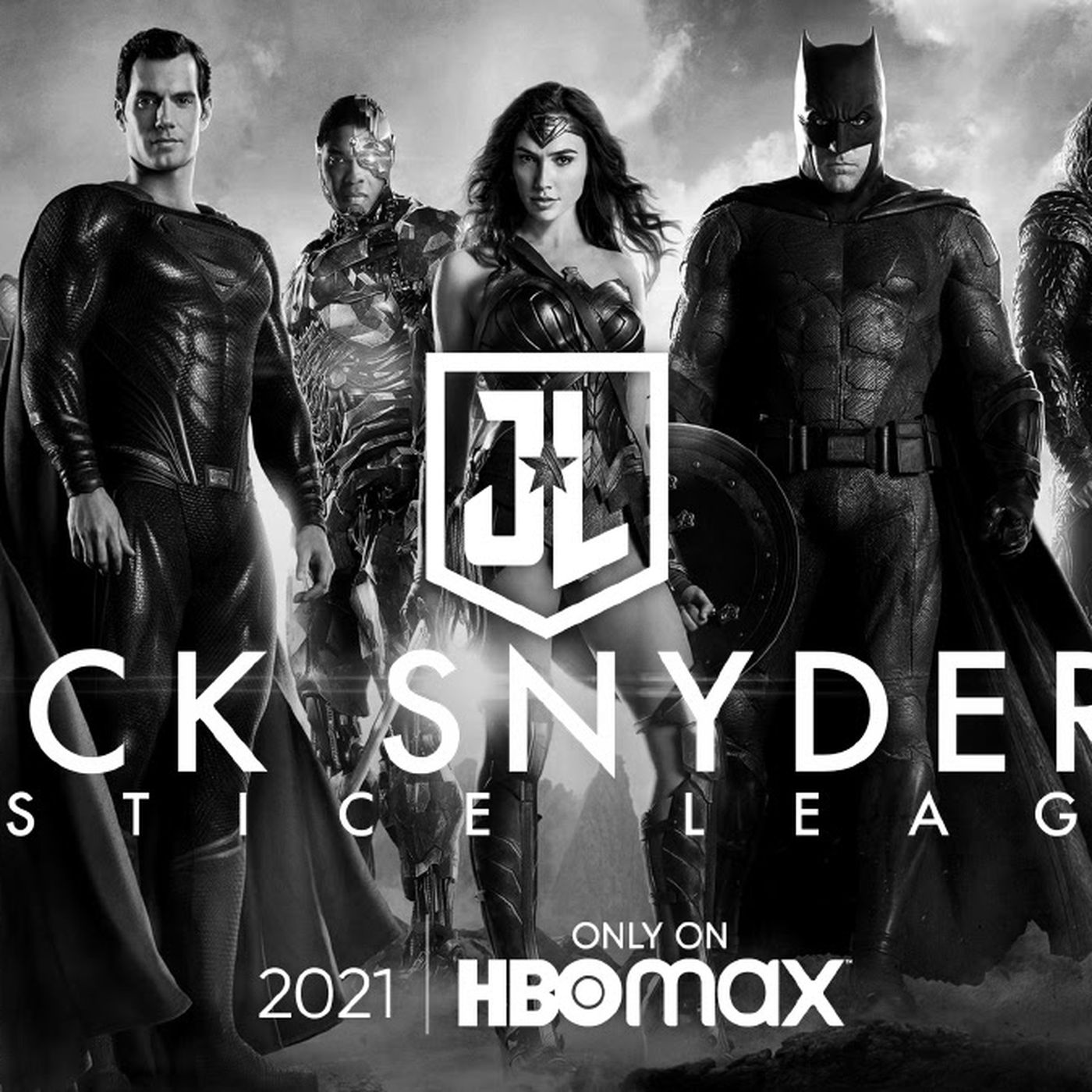Snyder Cut Justice League Announced on HBO Max