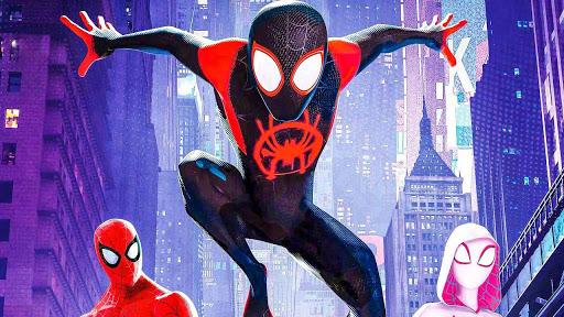 Spider-Man: Into the Spider-Verse 2 update