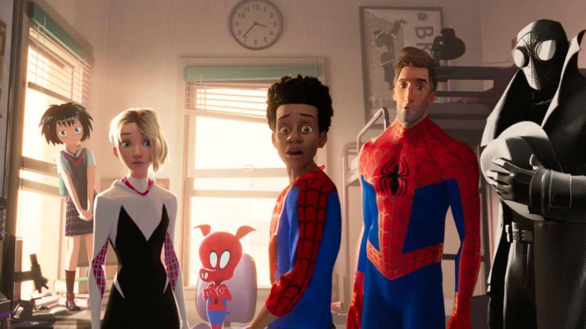 Spider-Man: Into the Spider-Verse 2 Cast