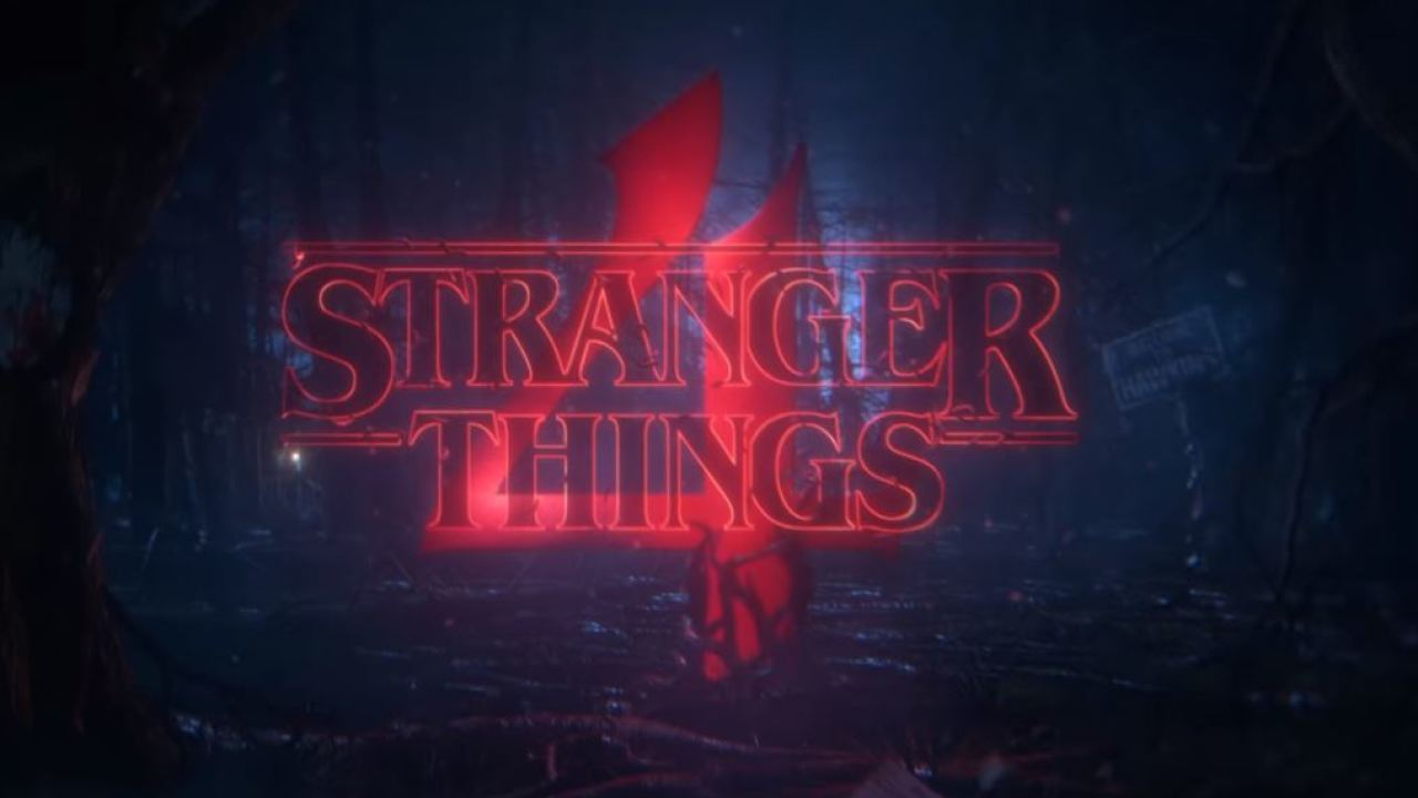 Stranger Things Season 4 update