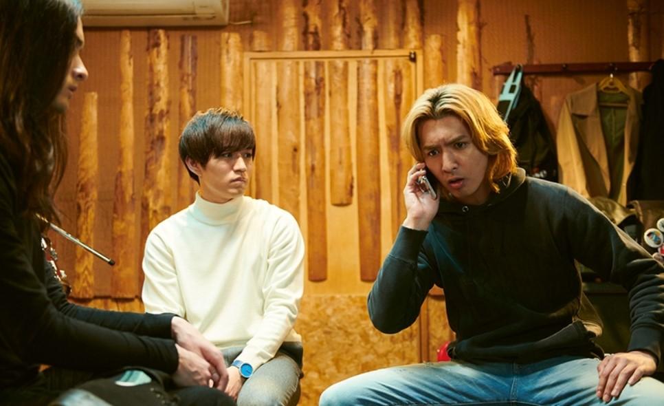 Tadashii Rock Band no Tsukurikata Episode 6