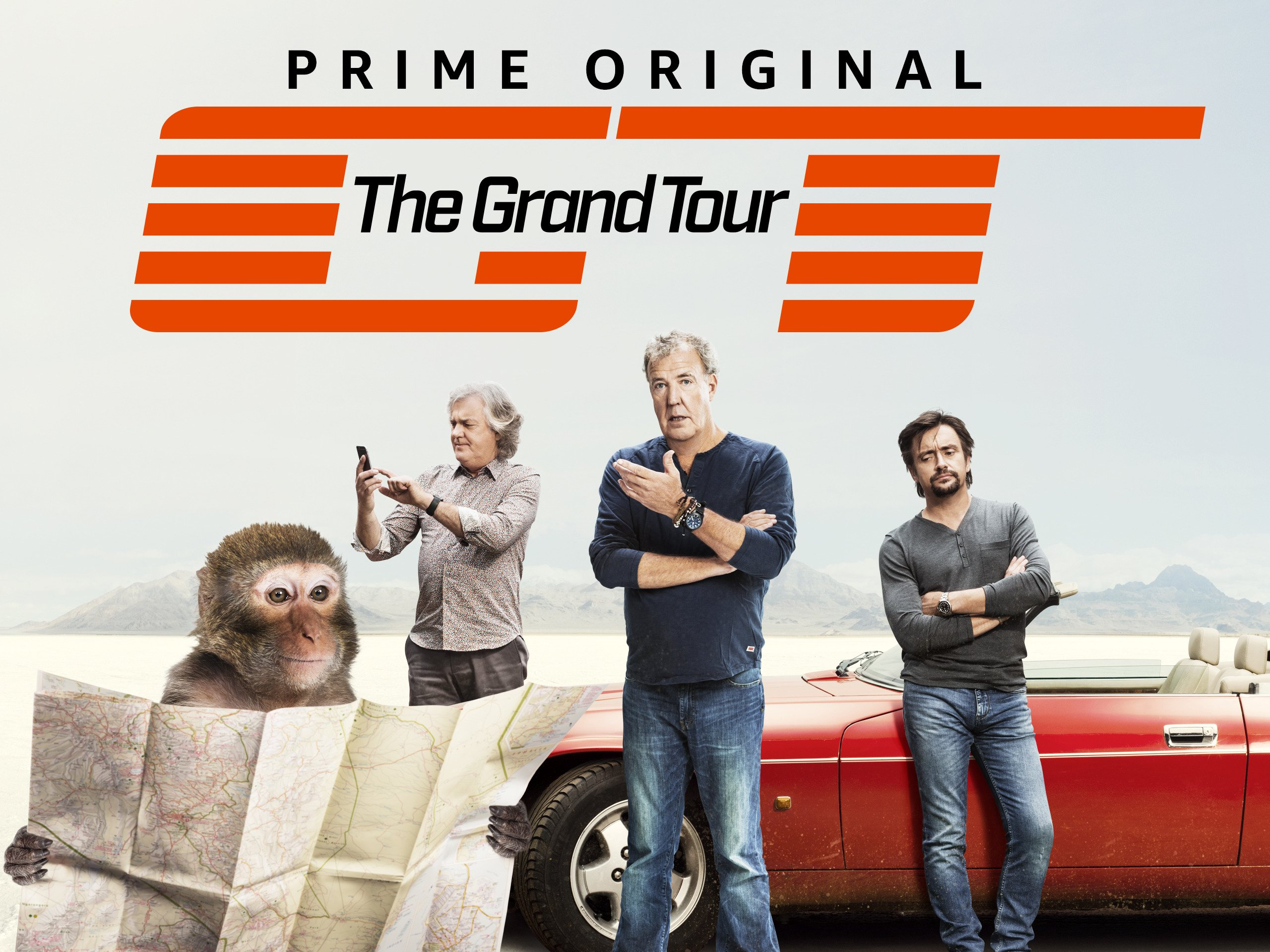 The Grand Tour Season 4 Episode 2 update