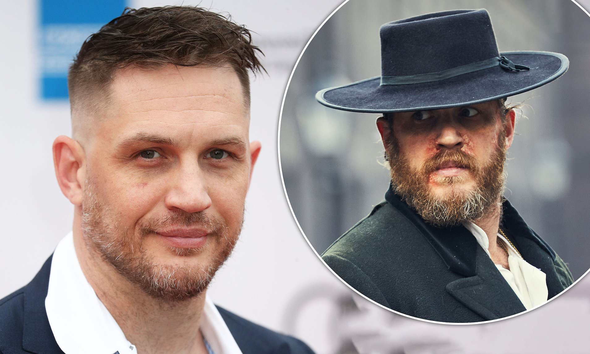 Tom Hardy and Steven Knight to Reunite in BBC's Great Expectations