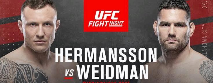 UFC Fight Night 174