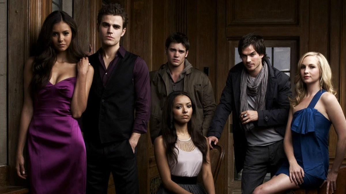 Vampire Diaries Season 8 Cast