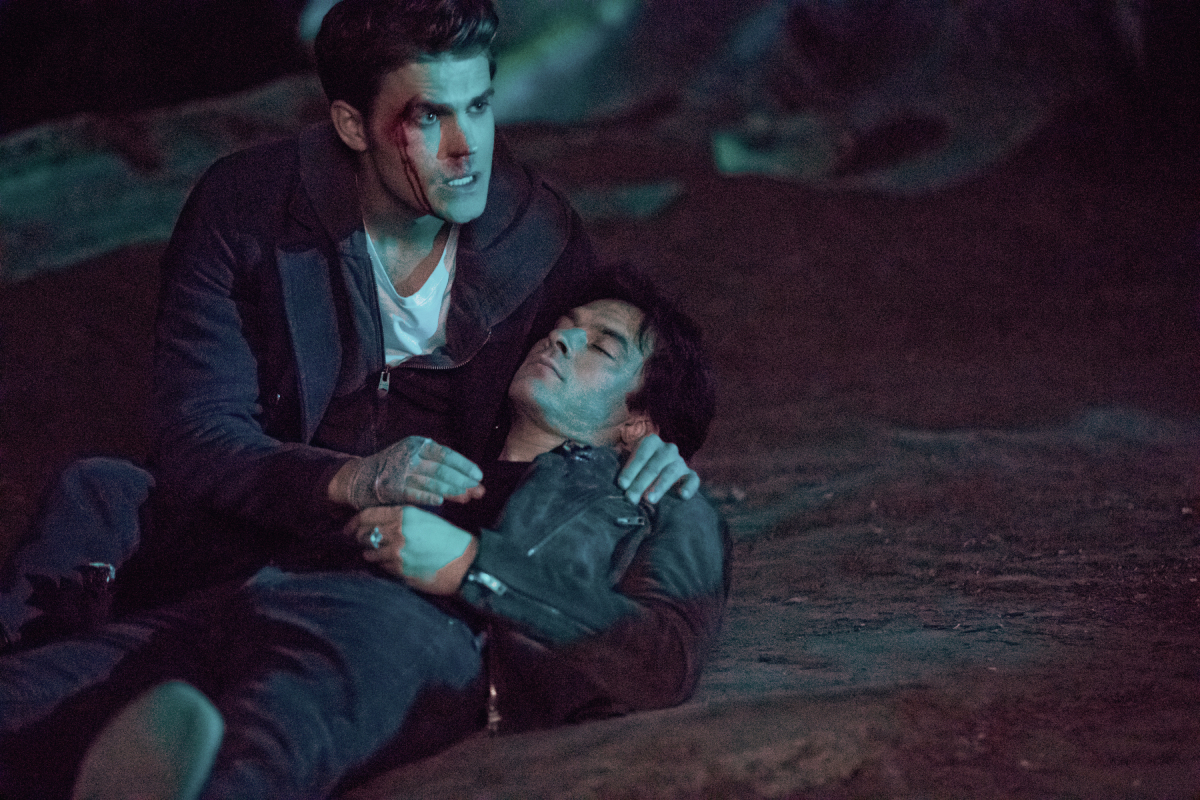 Vampire Diaries Season 8 Still