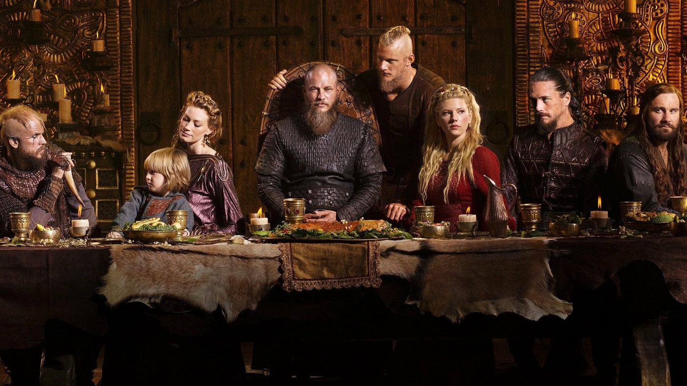 Vikings Casts