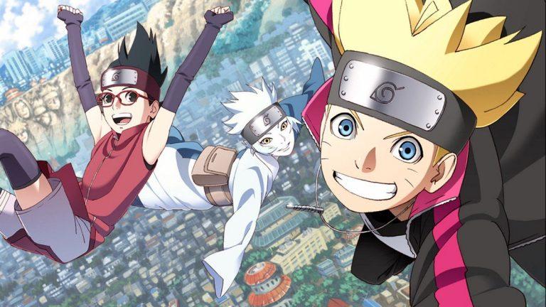Boruto: Naruto Next Generations Episode 155