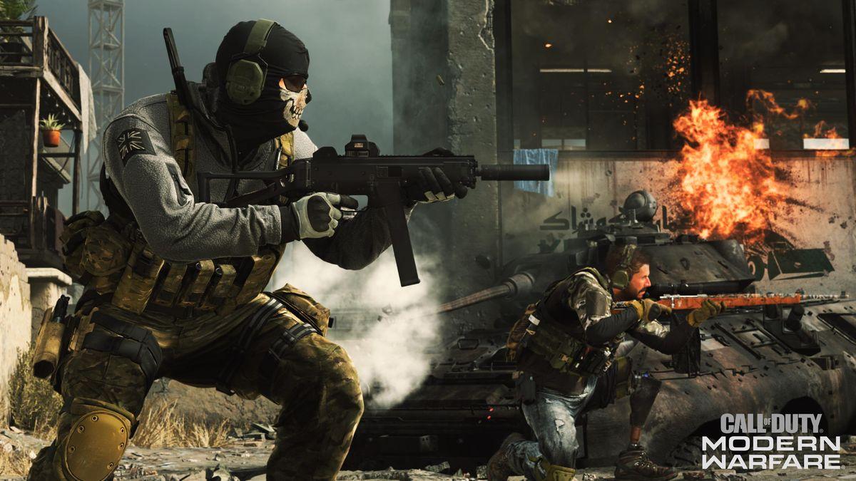 Call of Duty: Modern Warfare and Warzone Season 4 Delayed