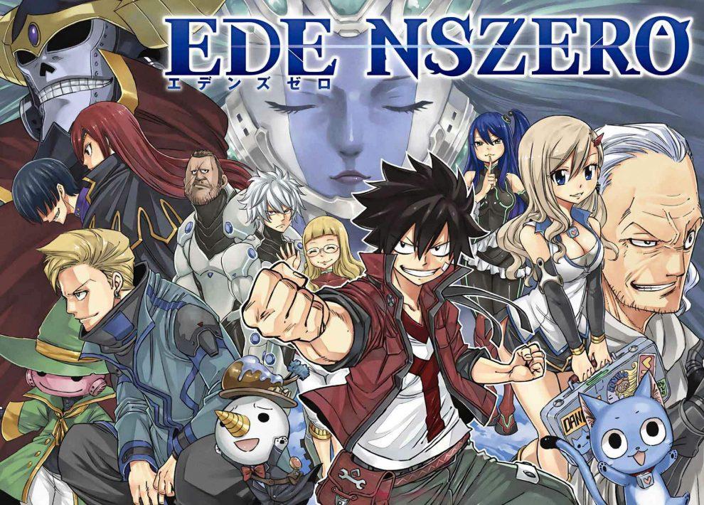Edens Zero Anime: update and Updates