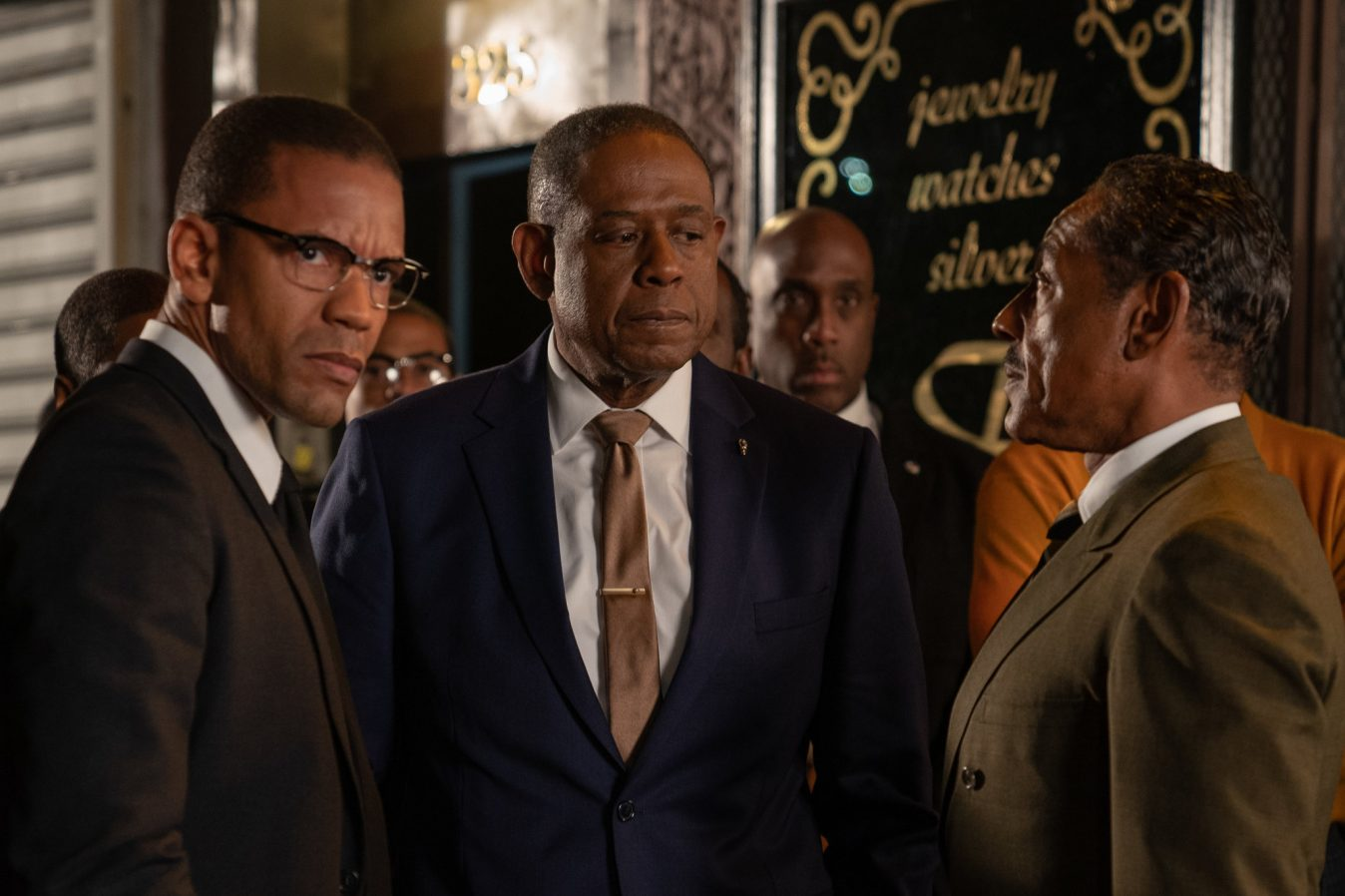 Godfather of Harlem Season 1 Still